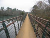 Augusta Canal Mountain Bike Trail