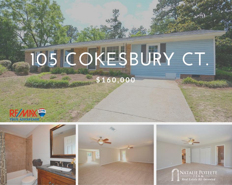 105 Cokesbury Ct.