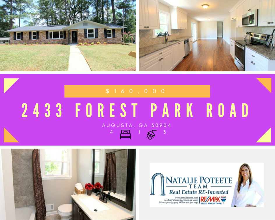 2433 Forest Park Road